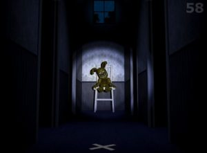 Five Nights at Freddys 4 who is nightmare