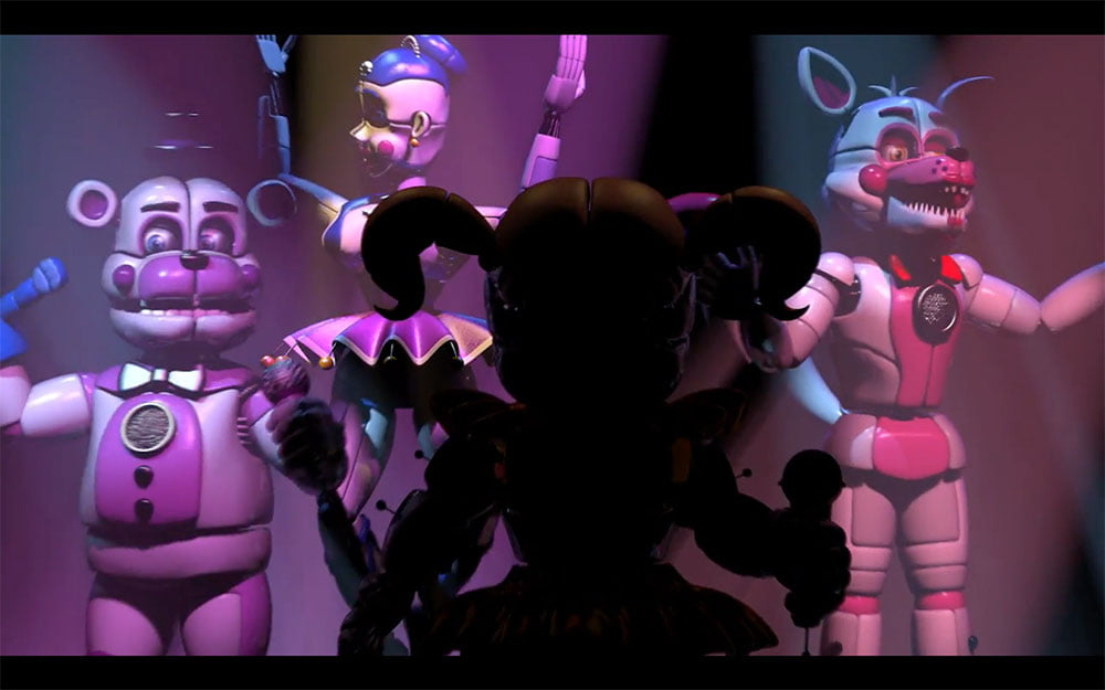 Five Nights At Freddys Sister Location Crack