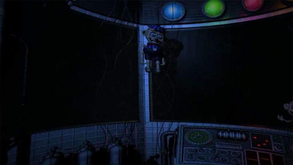 Five Nights At Freddys Sister Location Download - FNaF 5